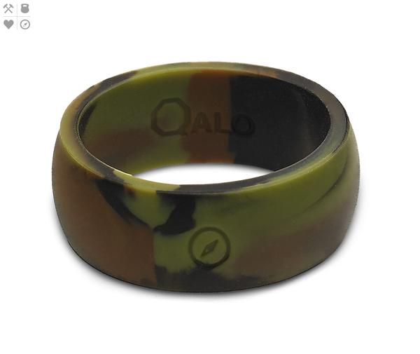 R Mca Qalo Men S Wedding Band Silicone Wedding Band Svs Fine Jewelry