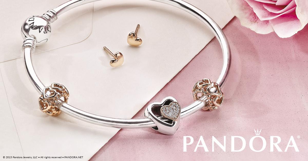 Pandora l Jewelry Brands l SVS Fine Jewelry