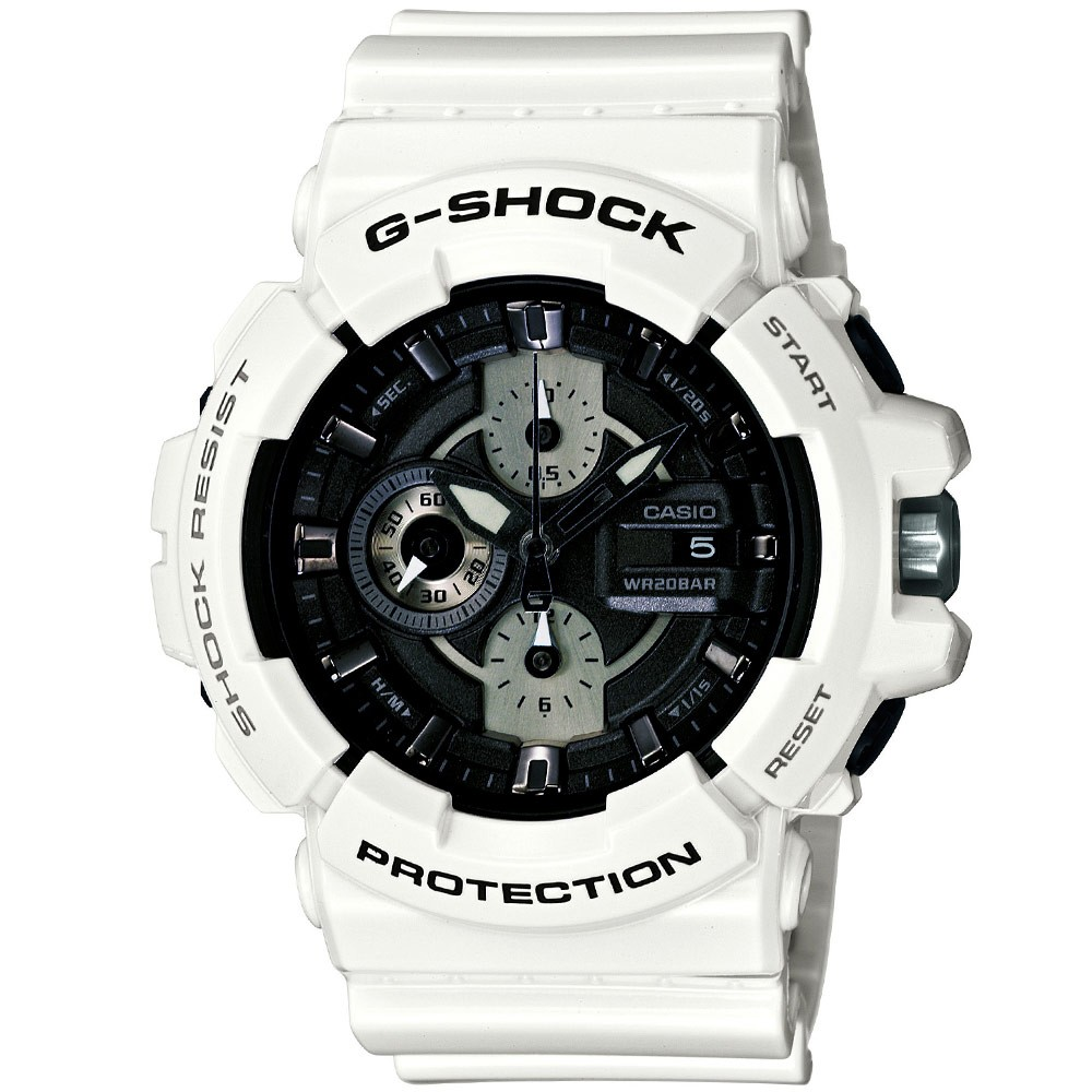 G-Shock and Baby G Watch - 25092013_gshock_gac100gw.jpg - brand name designer jewelry in Oceanside, New York