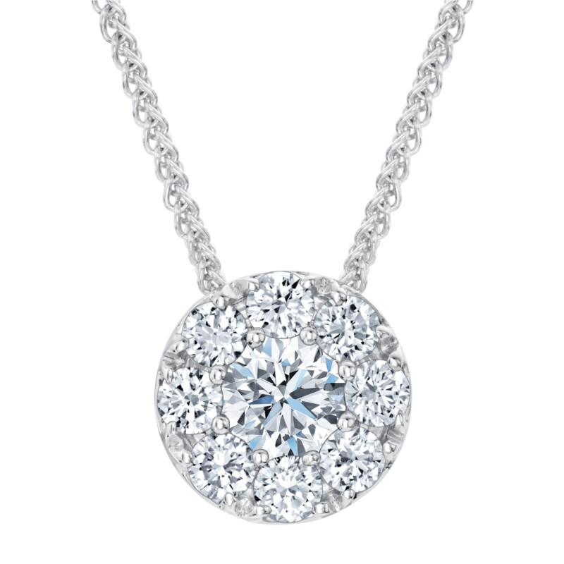 Forevermark Center Of My Universe Eternal Pendant by Forevermark Jewelry