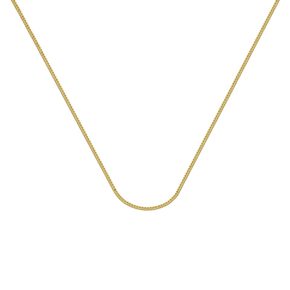 Yellow Gold Chain by Midas