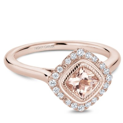 Noam Carver Engagement Ring by Noam Carver