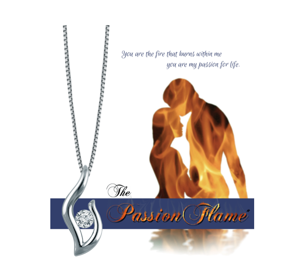 Give Her The Gift Of Passion With A Svs Signature 89 Flame Pendant Exclusively At Fine Jewelry